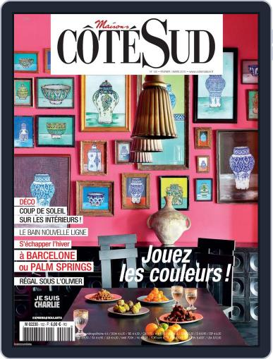 Côté Sud (Digital) February 12th, 2015 Issue Cover