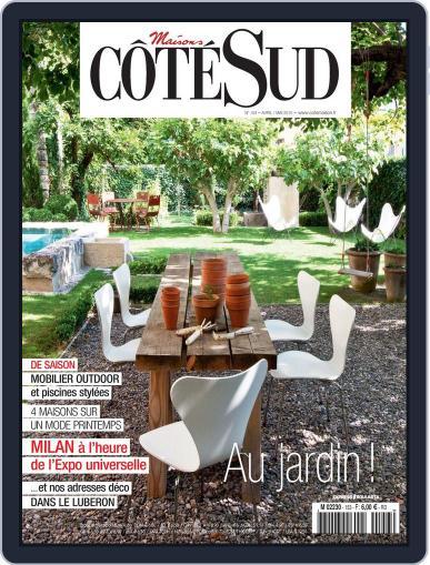 Côté Sud (Digital) April 8th, 2015 Issue Cover