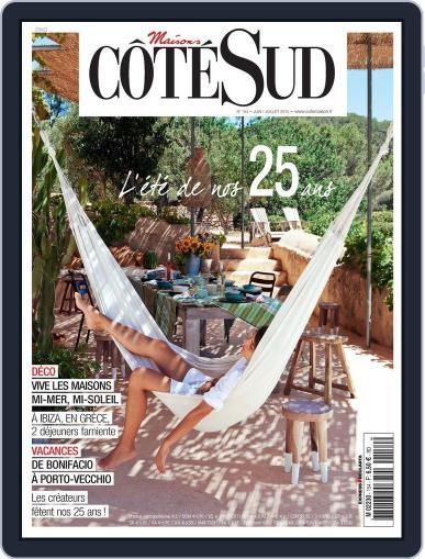 Côté Sud June 1st, 2015 Digital Back Issue Cover