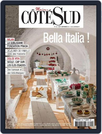 Côté Sud August 3rd, 2015 Digital Back Issue Cover