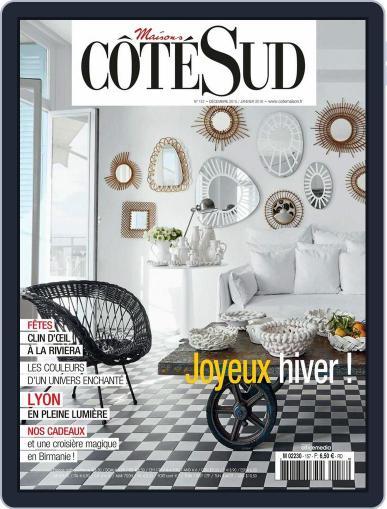 Côté Sud December 4th, 2015 Digital Back Issue Cover