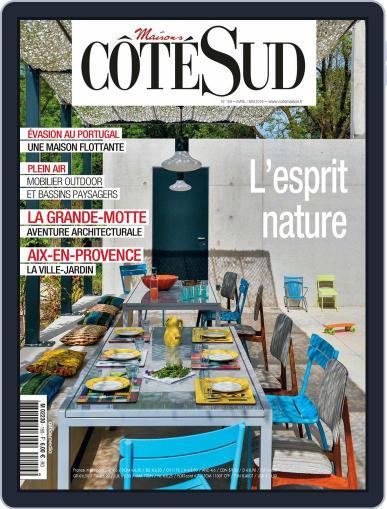 Côté Sud April 8th, 2016 Digital Back Issue Cover