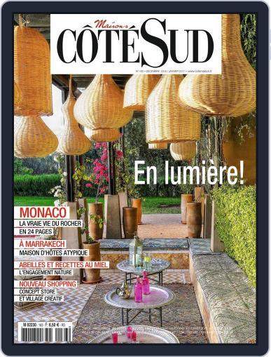 Côté Sud (Digital) December 1st, 2016 Issue Cover