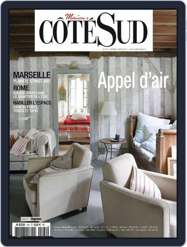 Côté Sud (Digital) February 1st, 2017 Issue Cover