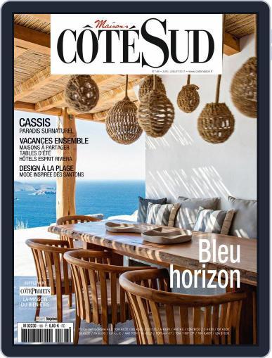 Côté Sud (Digital) June 1st, 2017 Issue Cover