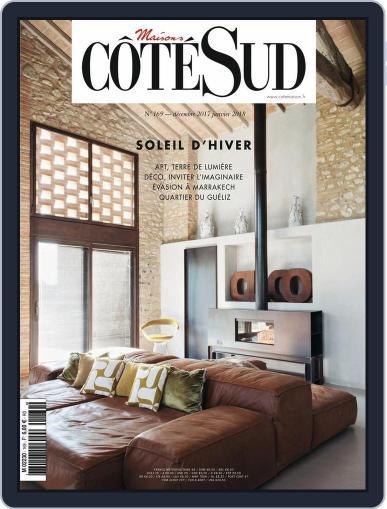Côté Sud (Digital) December 1st, 2017 Issue Cover