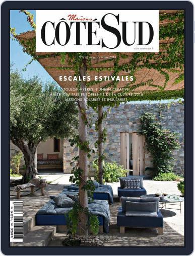 Côté Sud (Digital) June 1st, 2018 Issue Cover