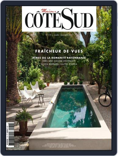 Côté Sud (Digital) October 1st, 2018 Issue Cover