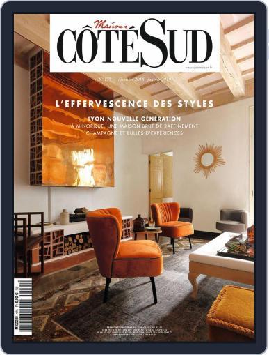 Côté Sud (Digital) December 1st, 2018 Issue Cover