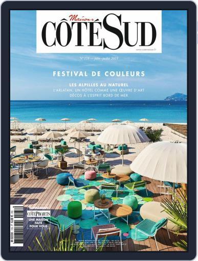 Côté Sud (Digital) June 1st, 2019 Issue Cover