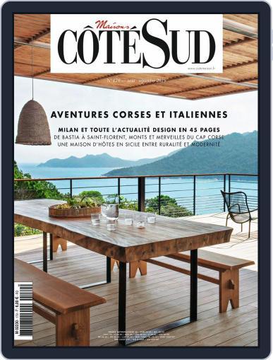 Côté Sud (Digital) August 1st, 2019 Issue Cover