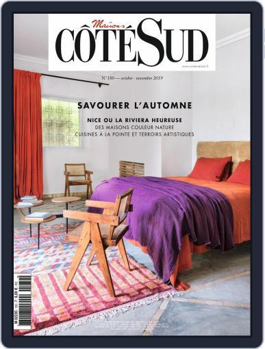 Côté Sud (Digital) October 1st, 2019 Issue Cover