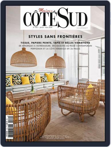 Côté Sud February 1st, 2020 Digital Back Issue Cover