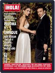 Hola (Digital) Subscription January 4th, 2007 Issue