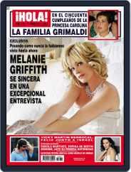 Hola (Digital) Subscription January 23rd, 2007 Issue