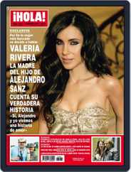 Hola (Digital) Subscription January 30th, 2007 Issue