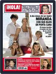 Hola (Digital) Subscription February 20th, 2007 Issue