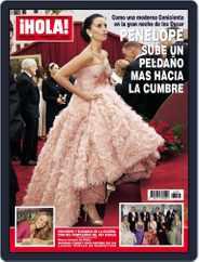 Hola (Digital) Subscription February 27th, 2007 Issue