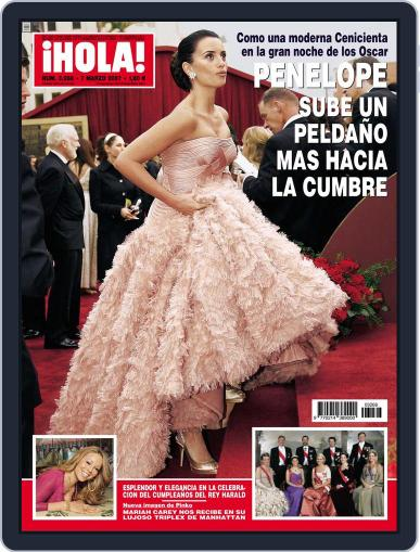 Hola February 27th, 2007 Digital Back Issue Cover