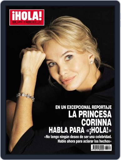 Hola February 27th, 2013 Digital Back Issue Cover