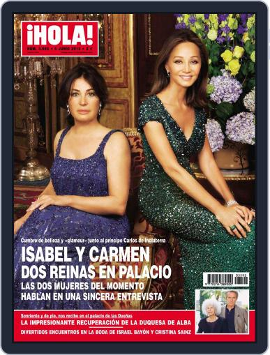 Hola (Digital) May 29th, 2013 Issue Cover