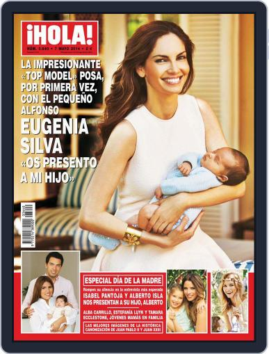 Hola (Digital) May 7th, 2014 Issue Cover