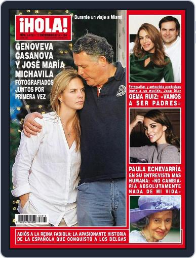 Hola December 17th, 2014 Digital Back Issue Cover