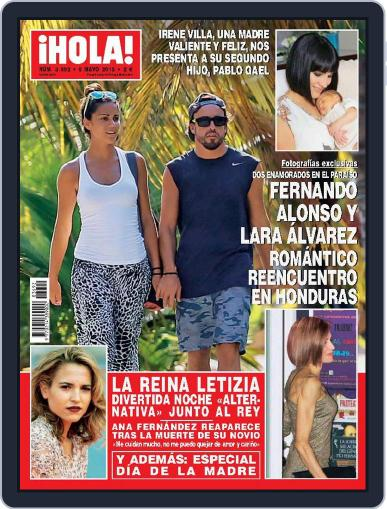 Hola May 6th, 2015 Digital Back Issue Cover
