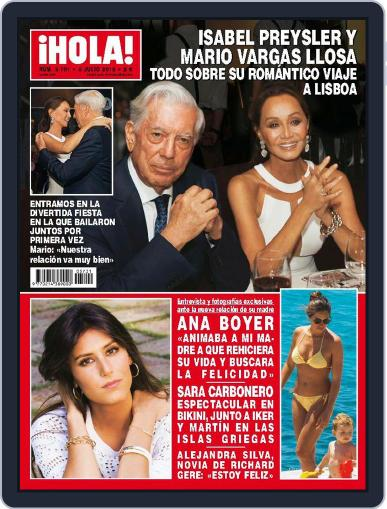 Hola July 8th, 2015 Digital Back Issue Cover