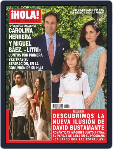 Hola (Digital) May 16th, 2018 Issue Cover