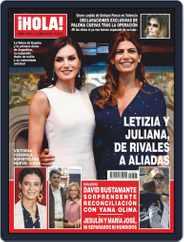 Hola (Digital) Subscription April 3rd, 2019 Issue