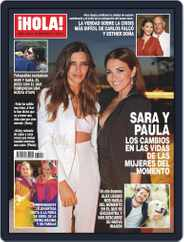 Hola (Digital) Subscription May 22nd, 2019 Issue