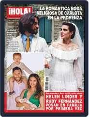 Hola (Digital) Subscription July 10th, 2019 Issue