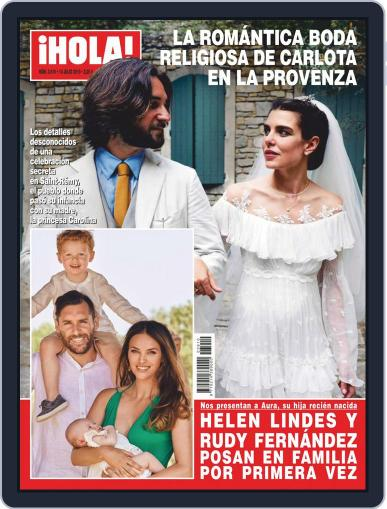 Hola (Digital) July 10th, 2019 Issue Cover