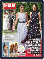 Hola (Digital) Subscription August 7th, 2019 Issue