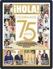 Hola (Digital) Subscription September 18th, 2019 Issue
