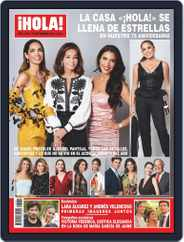 Hola (Digital) Subscription September 25th, 2019 Issue