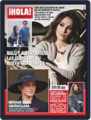 Hola (Digital) Subscription November 20th, 2019 Issue