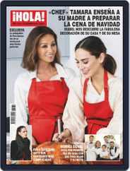 Hola (Digital) Subscription December 25th, 2019 Issue