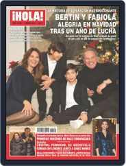 Hola (Digital) Subscription January 1st, 2020 Issue