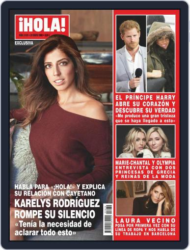 Hola January 29th, 2020 Digital Back Issue Cover