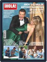 Hola (Digital) Subscription February 5th, 2020 Issue
