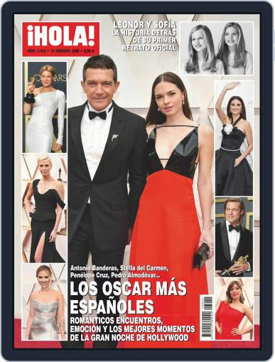 Hola (Digital) February 19th, 2020 Issue Cover