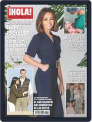 Hola (Digital) Subscription February 26th, 2020 Issue