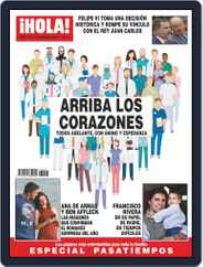 Hola (Digital) Subscription March 25th, 2020 Issue
