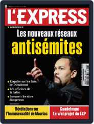 L'express (Digital) Subscription February 25th, 2009 Issue