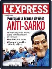 L'express (Digital) Subscription March 18th, 2009 Issue