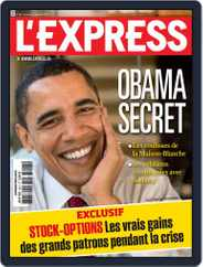L'express (Digital) Subscription April 1st, 2009 Issue