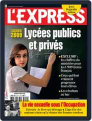 L'express (Digital) Subscription April 8th, 2009 Issue