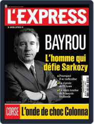 L'express (Digital) Subscription April 15th, 2009 Issue
